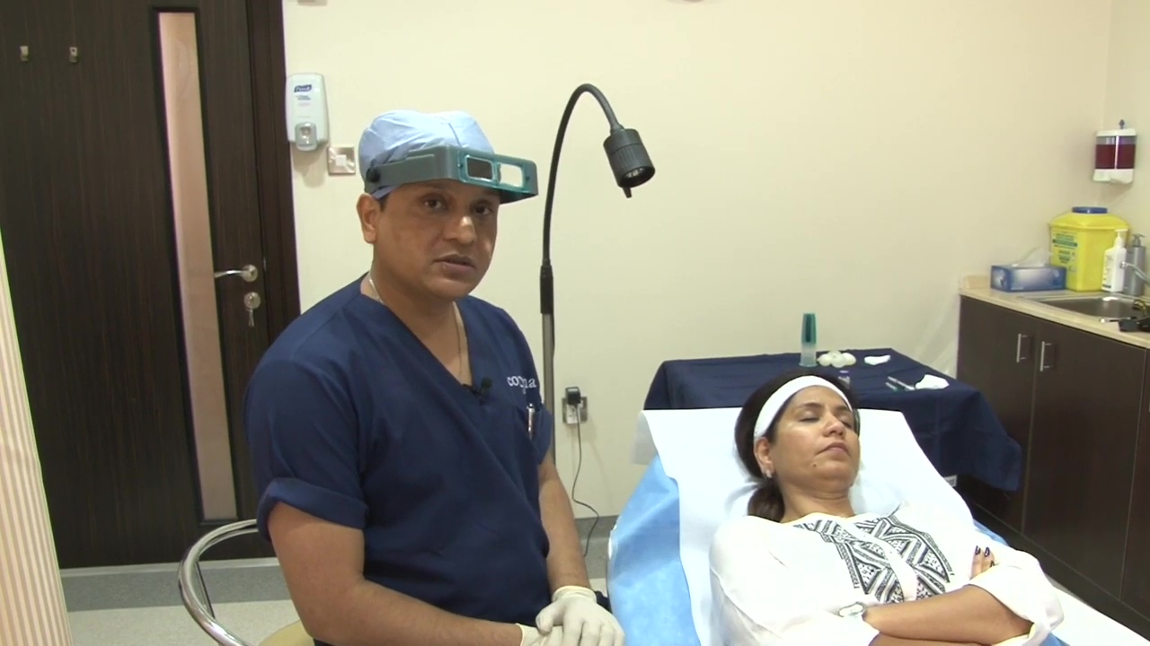 Complete video training on Botulinum Injections for Face and Neck