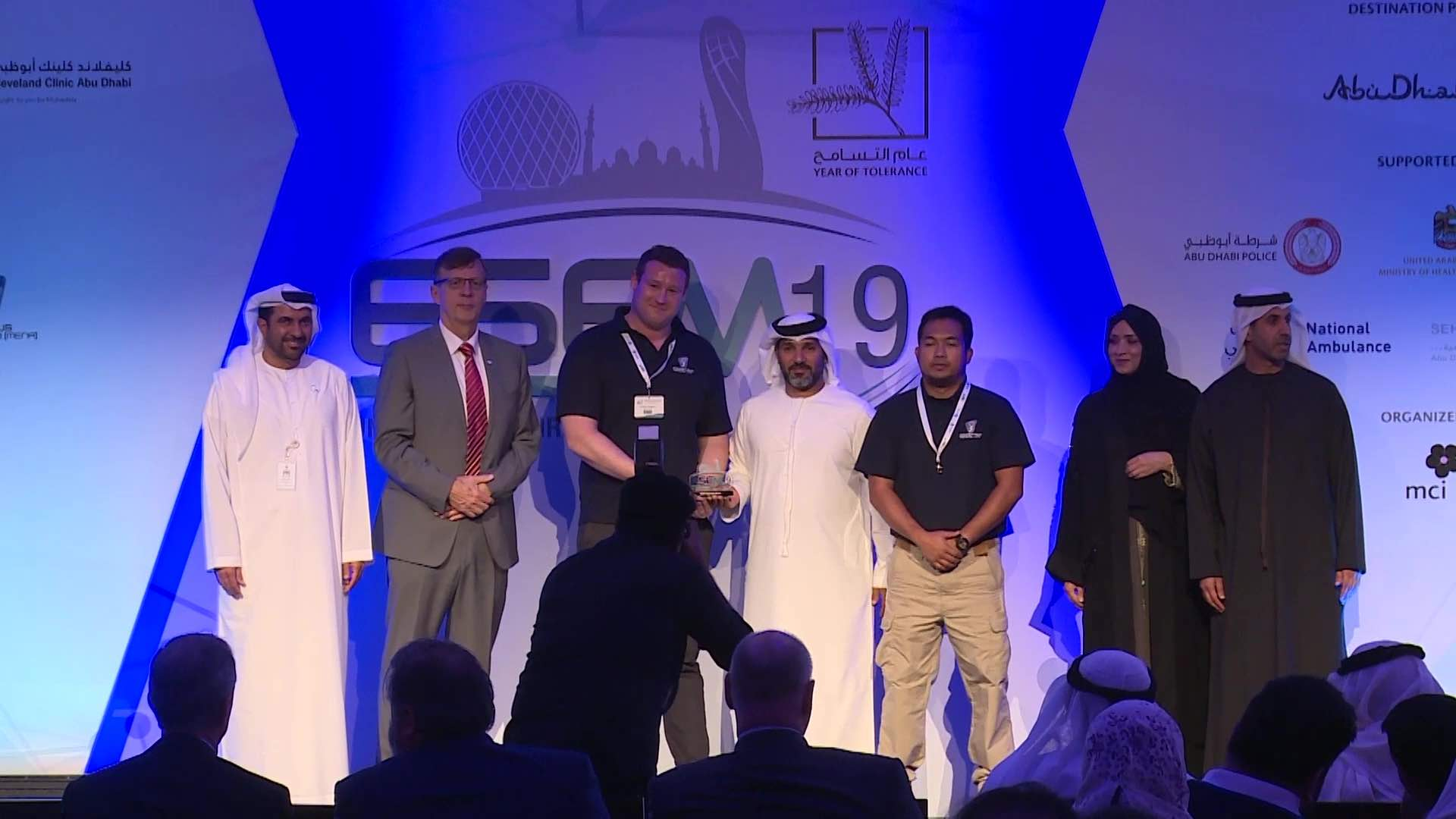Emirates Society of Emergency Medicine Conference_ESEM 2019