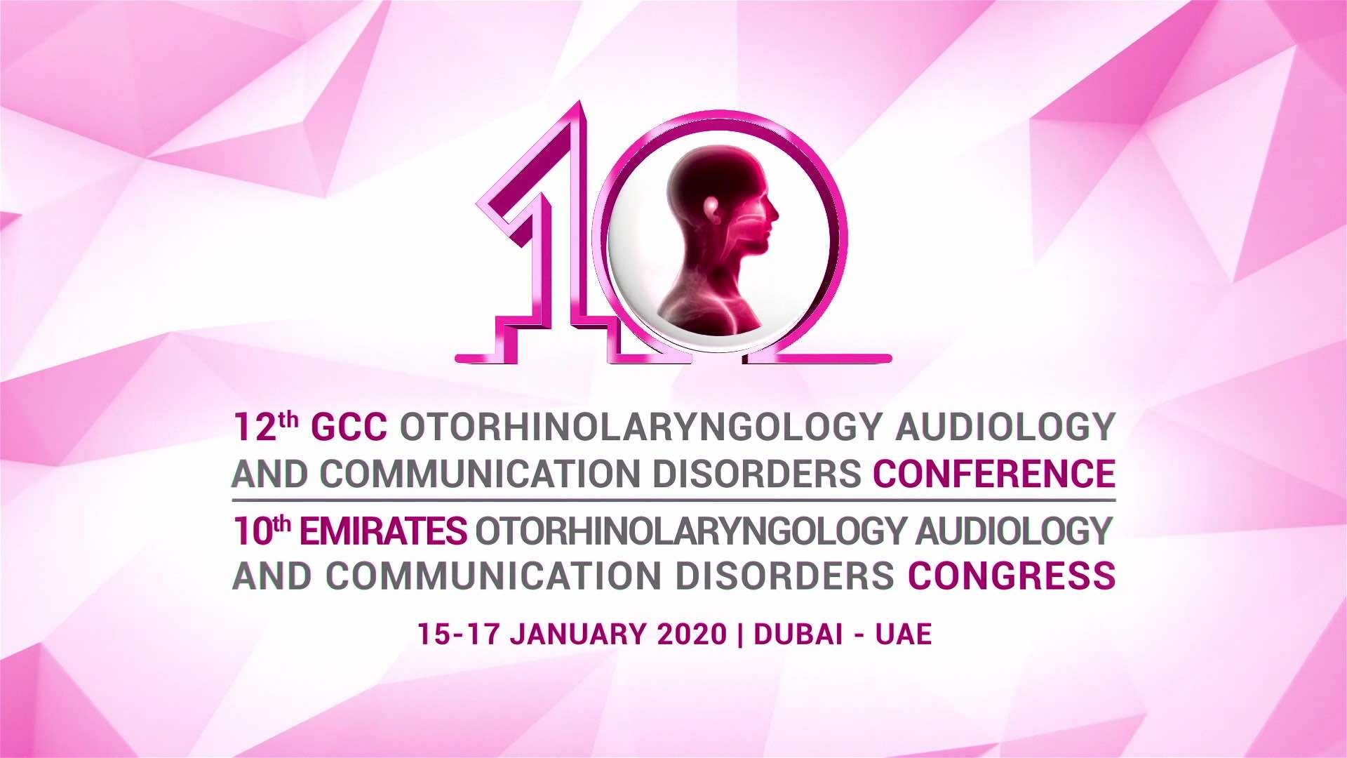 Emirates Otorhinolaryngology Audiology and Communication Disorders Congress_Part-01