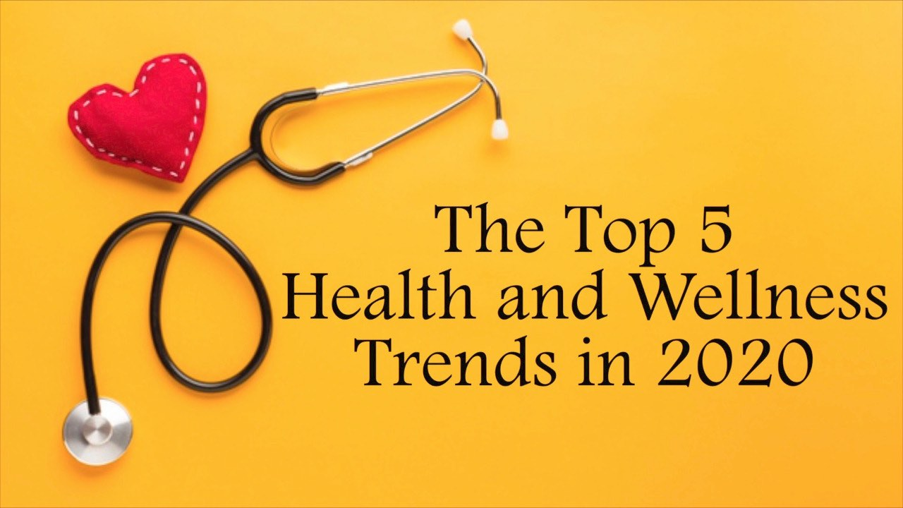 Top 5 Health & Wellness Trends in 2020