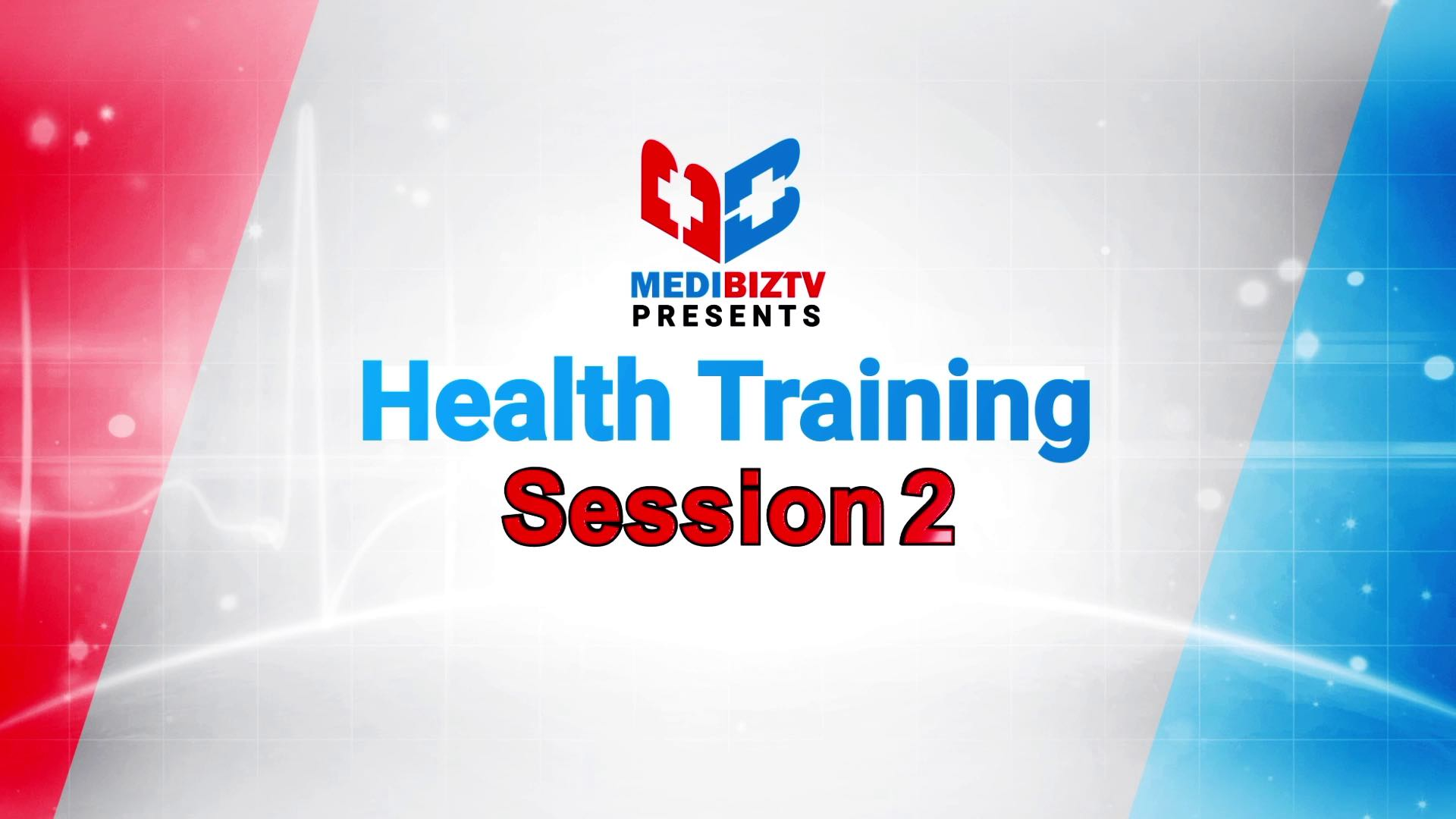 Health Training Session 02