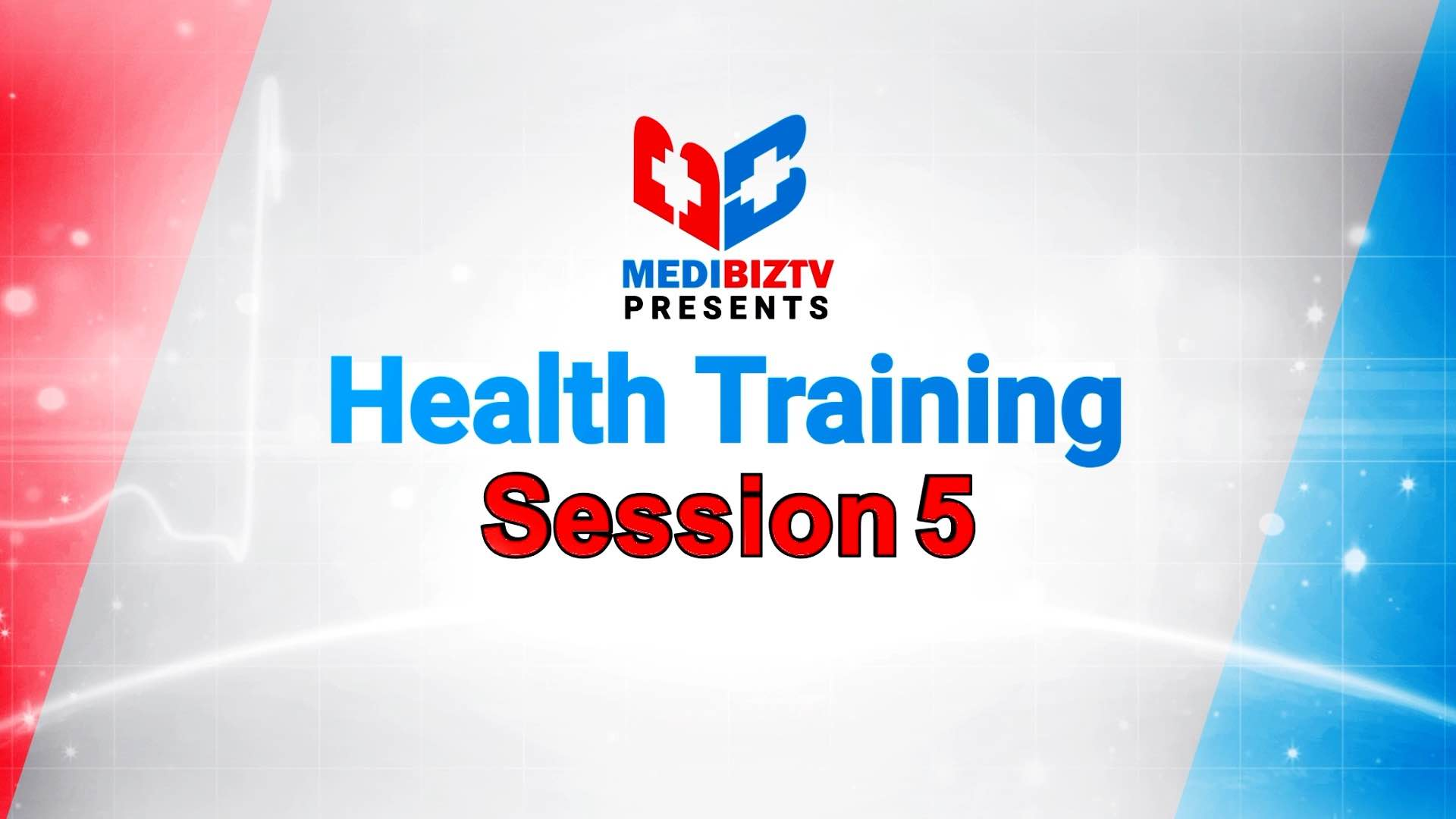 Health Training Session 05_Part-01