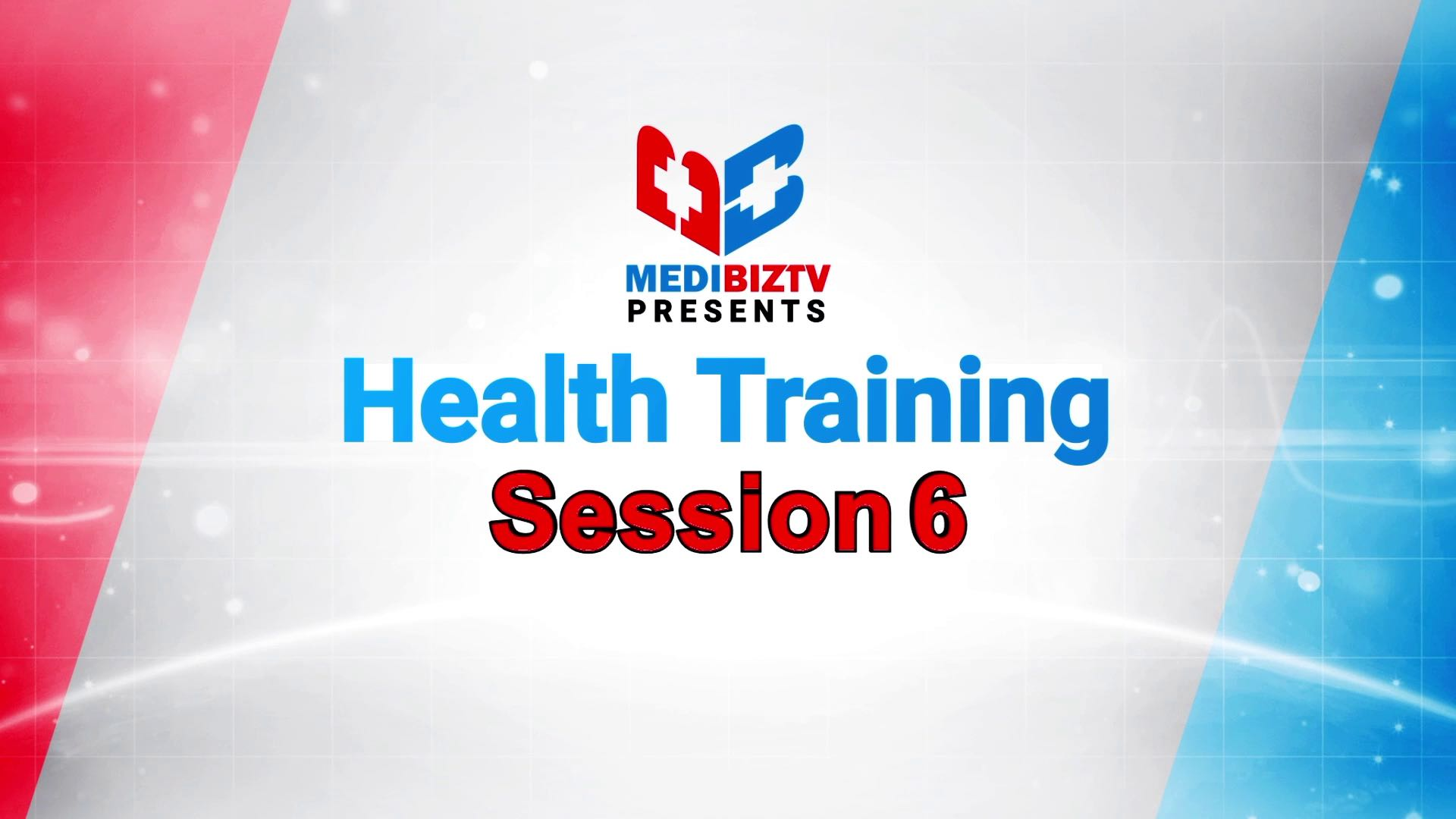 Health Training Session 06_Part-01