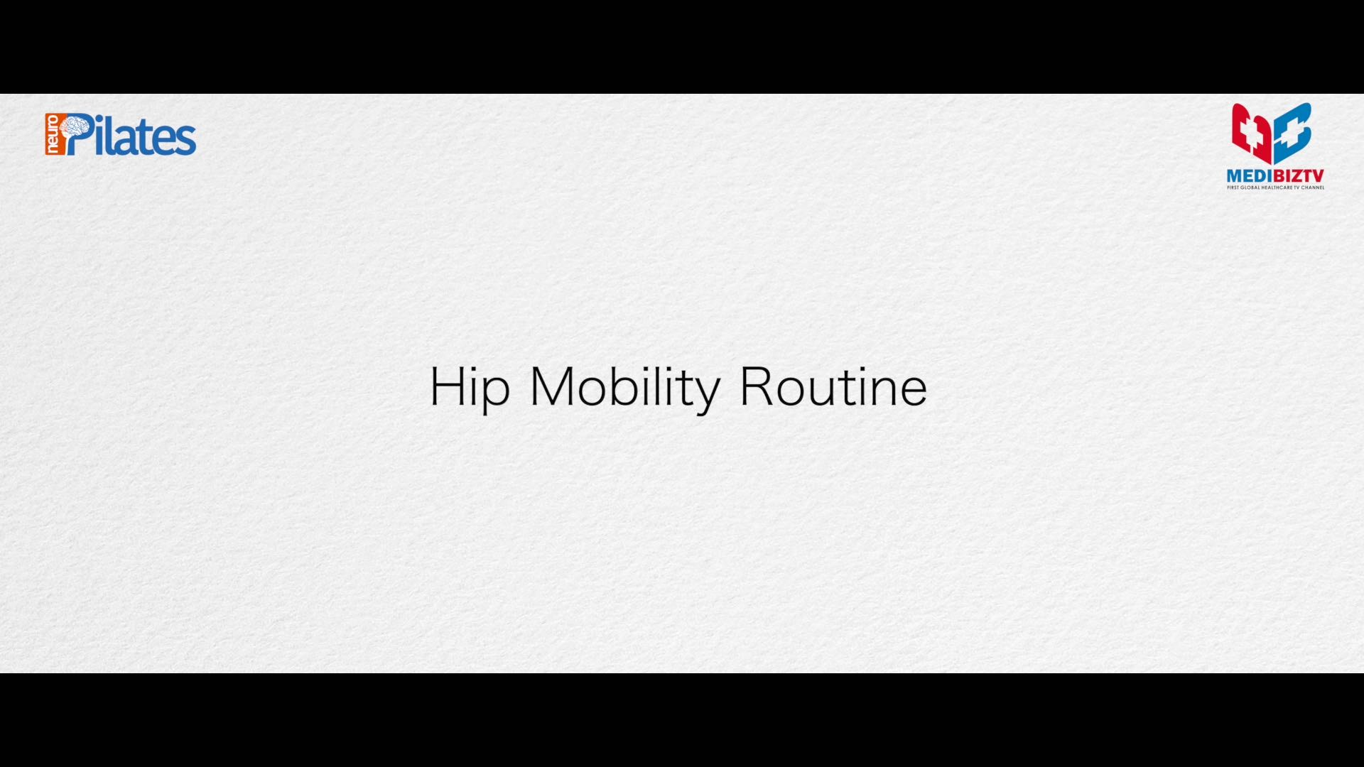 Hip Mobility Routine