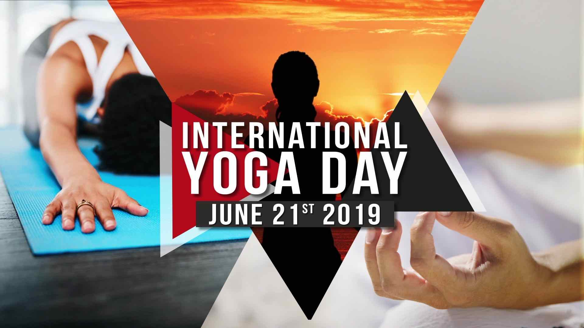 International Yoga Day 2019 Promo Video