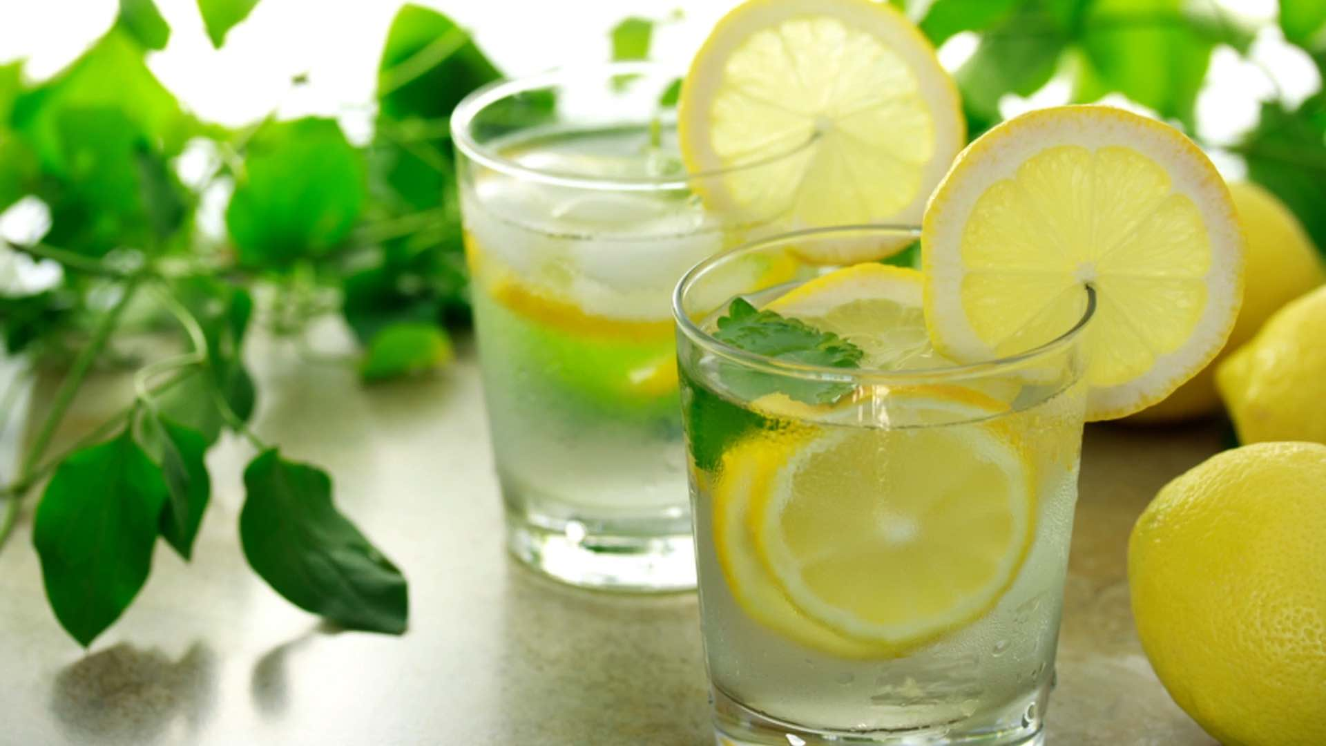 Lemon Water - The Miracle Drink