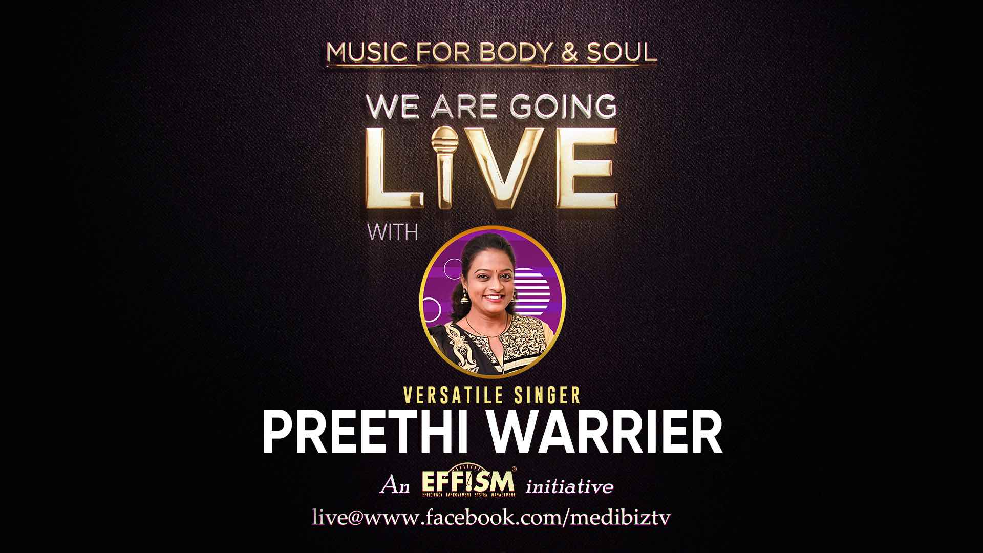 Music for Body and Soul_Preethi Warrier