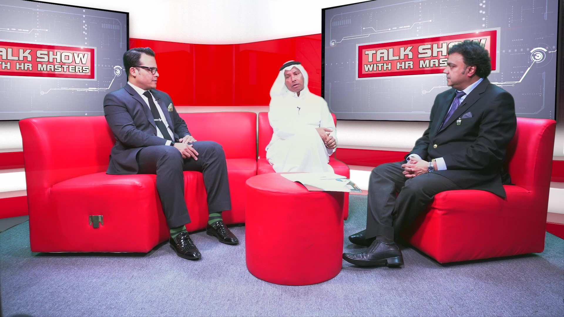 Talkshow With Masters_Dr. Ibrahim Al Thobaiti, Dr. Arif Khan and Dr. Vinod Thampi_Part-1