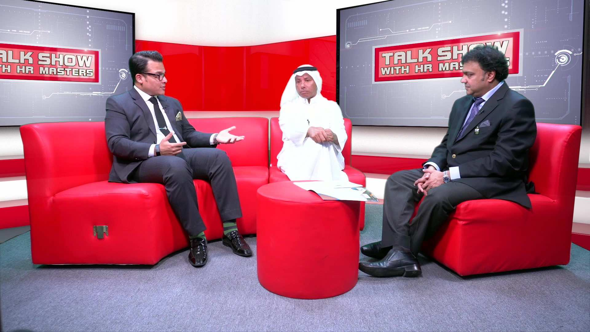 Talkshow With Masters_Dr. Ibrahim Al Thobaiti, Dr. Arif Khan and Dr. Vinod Thampi_Part-2