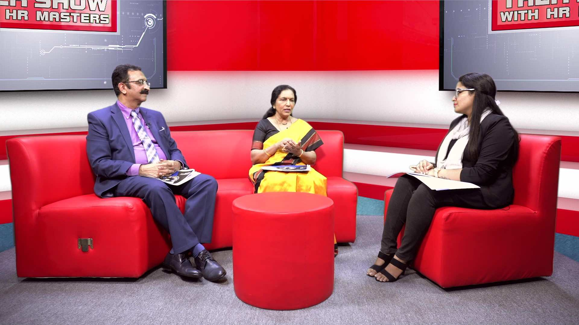Talkshow With Masters_Dr. Vineet Luthra and Dr. Malathi A_Part-3