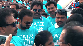Capsule - Walk a Mile For Autism